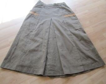Vintage 60s high waist skirt rock Heinzelmann XS / S