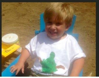 Kids turtle shirt