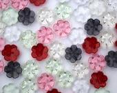 Buttons - Flower Shaped B...
