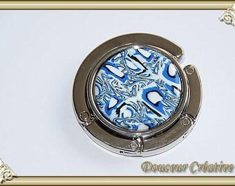 Blue white bag patterns 106021 hook