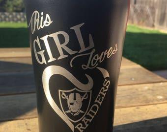 This Girl Loves Raiders