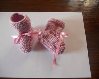 bamboo/cotton 100% vegetable ideal baby shoe was