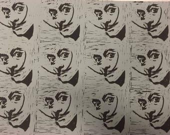 Salvador Dali Repetition