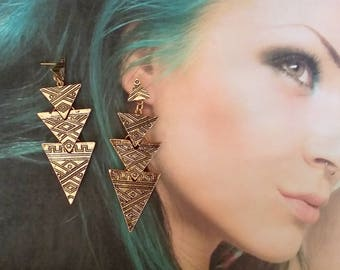 earrings Ethnic Style