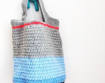 Mae Crochet Shoulder Bag