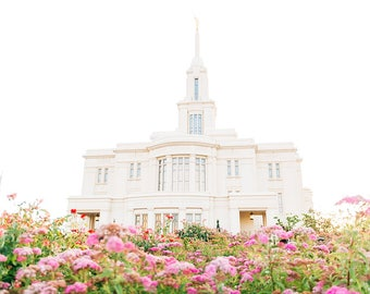 Payson Utah Temple 13