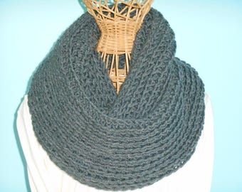 Cowl; Infinity Scarf; Triple Luxe Cowl