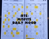 A6 (RTS) Misfit - Daily Mood + Anxiety + Depression Tracker (DO1P)