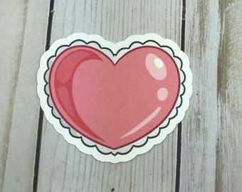 Kawaii Valentines Diecut 08