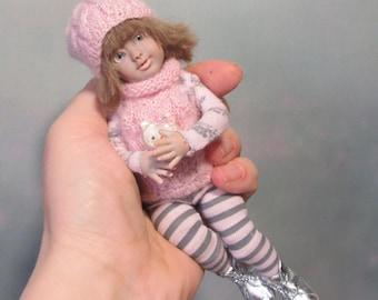 "BJD Doll ""Sunshine"" 15cm"
