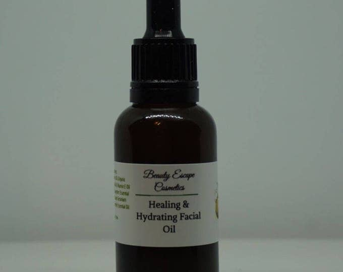 Healing & Hydrating Facial Oil - All Skin Types