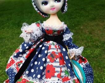 Vintage Bradley Pose Doll