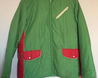 Vintage lightweight ski jacket