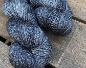 Sturmwolke - Superwash Blue Faced Leicester, Silk & Cashmere Splendiferous Sock 100g