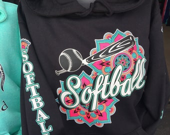Softball tshirt