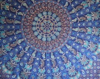 Gorgeous Mandala Tapestry
