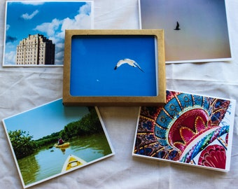 Photograph Note Cards