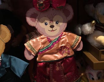 Duffy and Shellie clothes limited edition shanghai disneyland