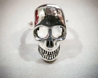 Anello Teschio - skull ring
