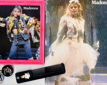 Madonna Virgin Era Goodies 80's