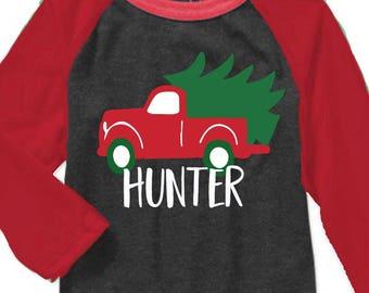 Christmas truck svg, Christmas svg, Christmas tree svg, SVG, boys Christmas svg, iron on, Pickup svgs pickup svg, dxf, eps, dxf files