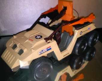 Vintage GI Joe Desert Fox ***1980's****** Check Out My other Listings