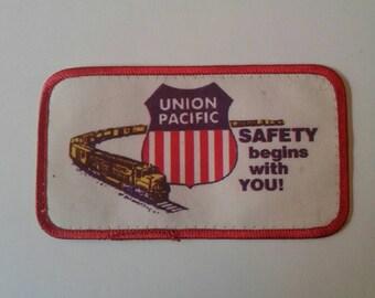 Vintage Union Pacific Patch