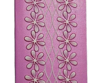 """""""My little book"""" Pergamano Pergamano paper lace embellished"""