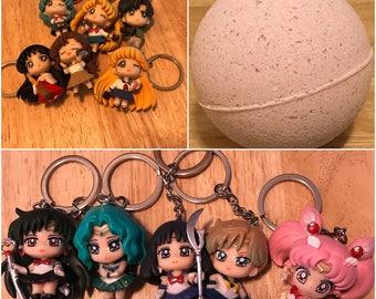 Sailor Moon Surprise Bath Bomb
