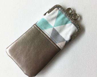 Cell phone case/pouch/frame purses: iPhone 7, iPhone6s