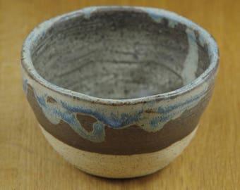 Ceramic Bowl Handmade in Stoneware, Pottery Bowl, Cereal Bowl, Rice Bowl