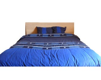 + 2 pillowcases COWRIE duvet cover set