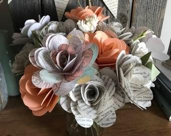 14 Flower Customizable Bouquet, Harry Potter Bouquet, Customizable Wedding Bouquet, Harry Potter Wedding