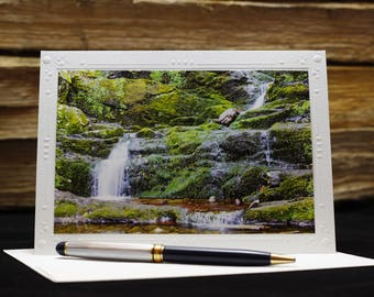 Greeting Cards blank, Photography cards, Blank Note Cards, Photography Note Card, Greeting Cards, Waterfalls, Nature Photography