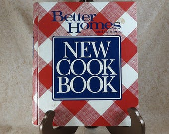 Better Homes and gardens New Cookbook 1989