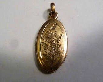 Antique Victorian Locket by SOB & Co