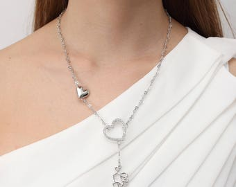 My Love My Heart Chain Necklace