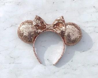 Rose Gold Ears!