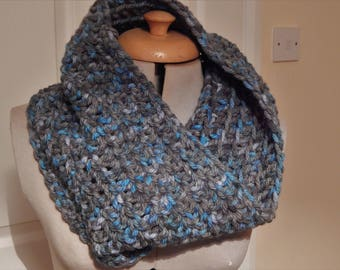 Adult Crochet Scarf/Cowl