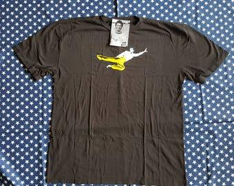 Men's vintage Bruce Lee shirt