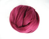 Jewelled Burgundy Merino ...