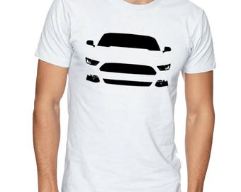 6th Generation Ford Mustang Tee