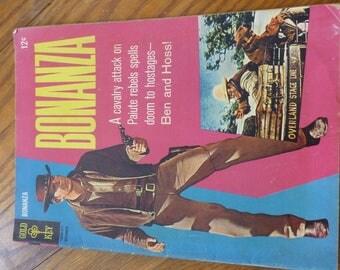 Bonanza Comic Book from 1962 #22