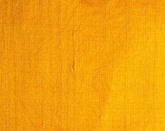 10% Off On Yellow Dupion Raw Silk Fabric