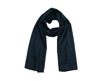SCARVES |  Black Scarf | FASHION Accessories | ALPHONSINA