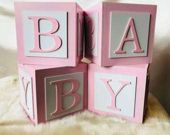 BABY SHOWER SQUARE