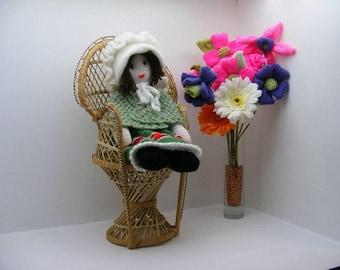 Narrowboat Folk Dolls