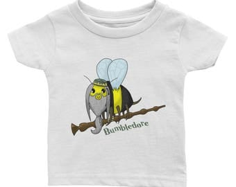 Harry Potter Dumbledore Bee Baby and Infant Tee