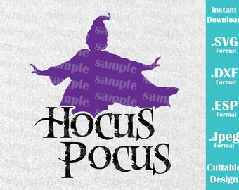 INSTANT DOWNLOAD SVG Disney Inspired Hocus Pocus Mary Halloween  Vacation Cutting Machines Svg, Esp, Dxf and Jpeg Format Cricut Silhouette