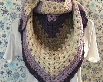 Lavenderlicious Shawl